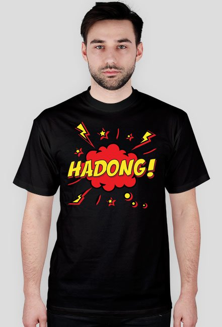 BOOM HADONG - t-shirt męski