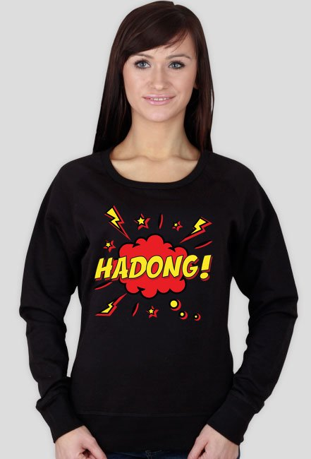 BOOM HADONG - bluza damska