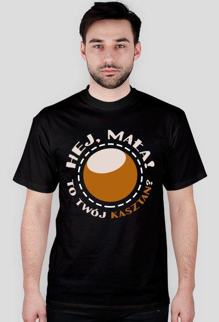 Kasztan - t-shirt męski