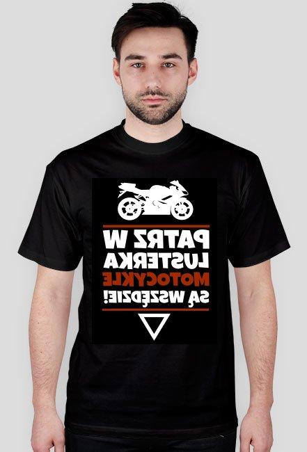 Patrz w lusterka motocykle są wszędzie!