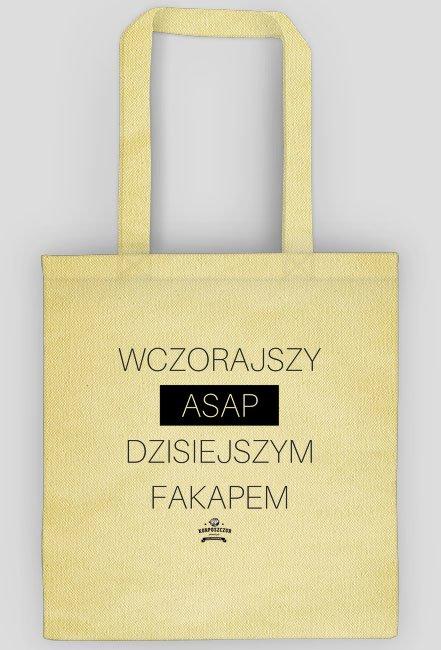 ASAP - FAKAP bag
