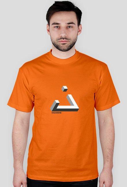 Nazarejczyk - męska pomarańczowa