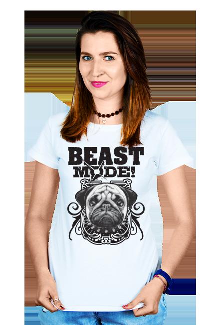Beast Mode - ♀ biała