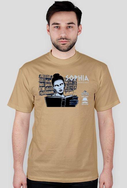 Koszulka męska - Sophia