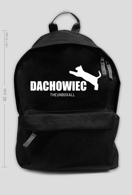 Duży plecak DACHOWIEC