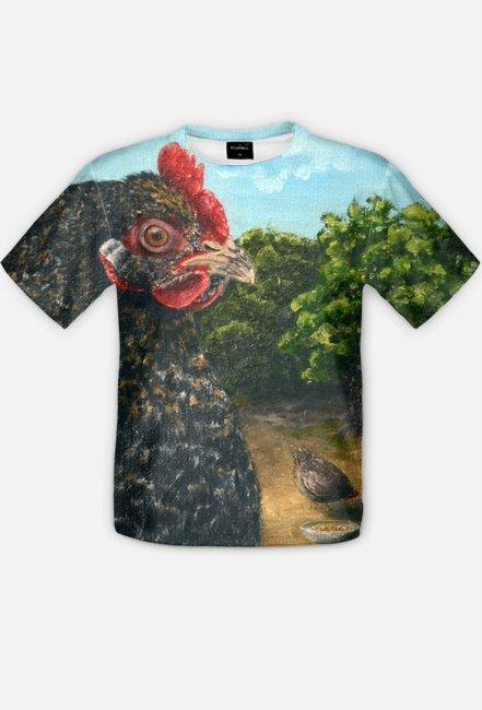 Koszulka Kura/T-shirt Hen