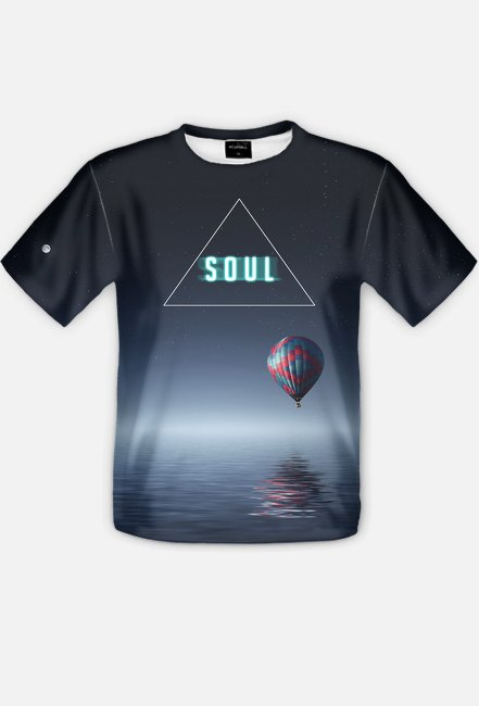 SOUL Triangle - Premium T-Shirt