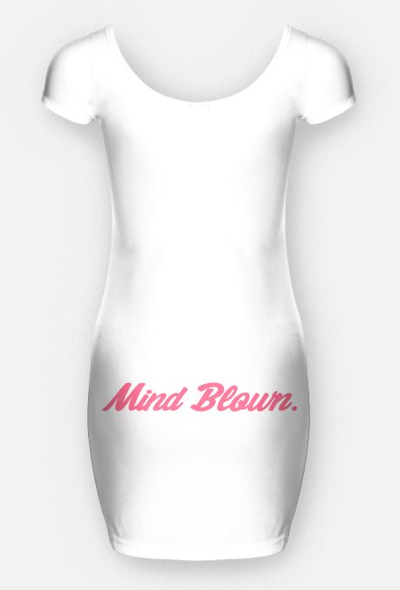MIND BLOWN - PREMIUM DRESS
