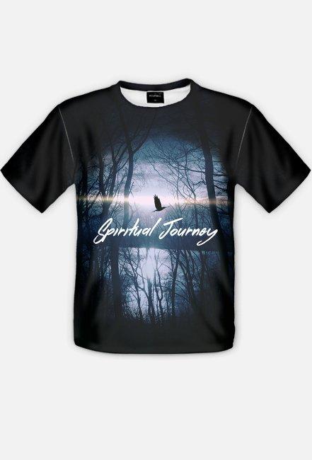 SPIRITUAL JOURNEY - PREMIUM T-SHIRT
