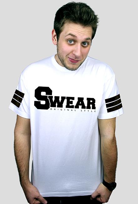 Koszulka męska [SWEAR white]