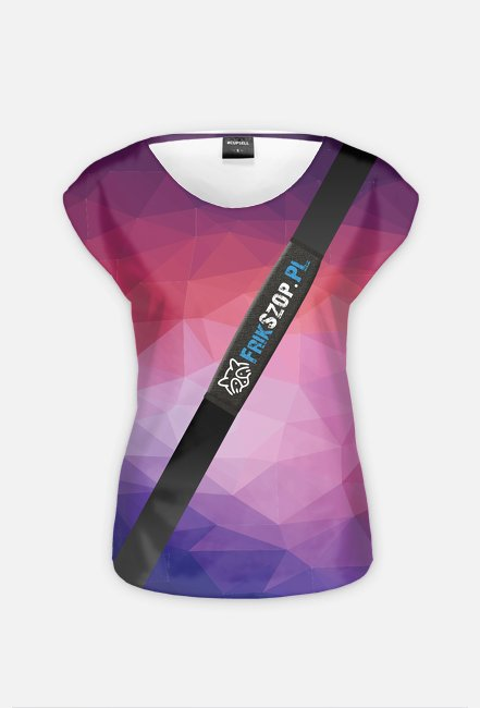 FrikSzop - Koszulka kierowcy PASY