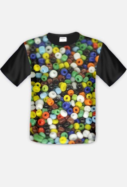 BEADS - koszulka FullPrint