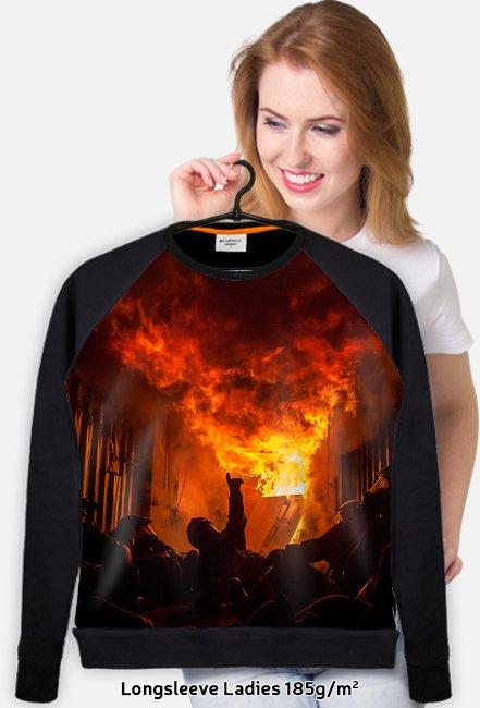 Ogień - nauka D