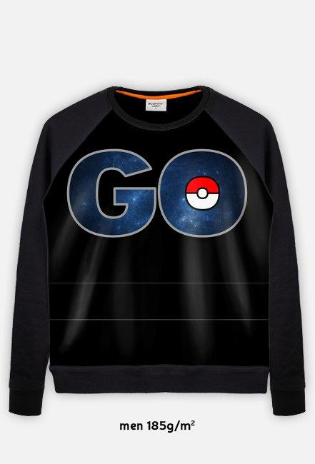 Bluza Poke Go Go