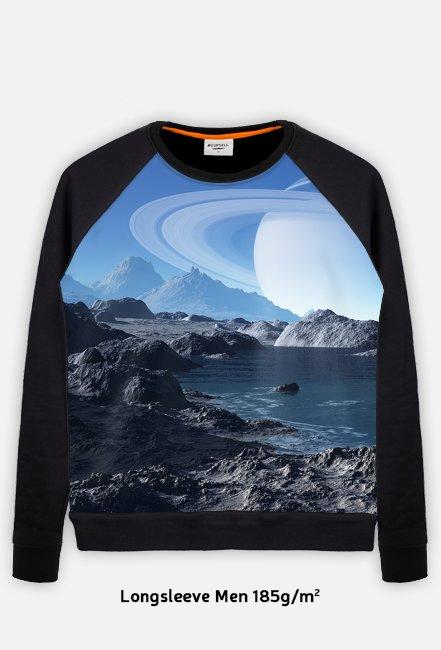 Bluza FullPrint męska 185g/m2 Saturn
