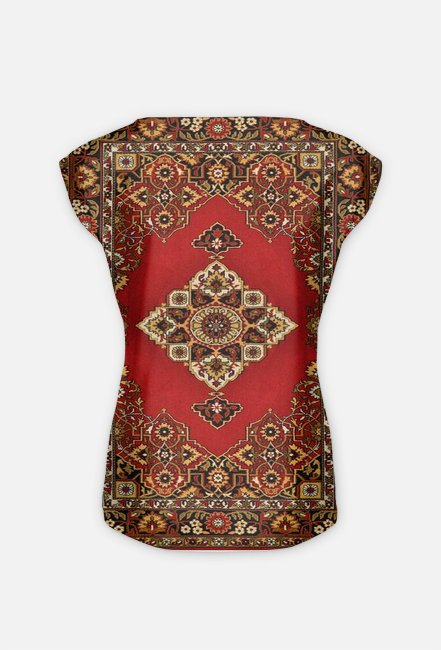 Russian Carpet for woman Full Print