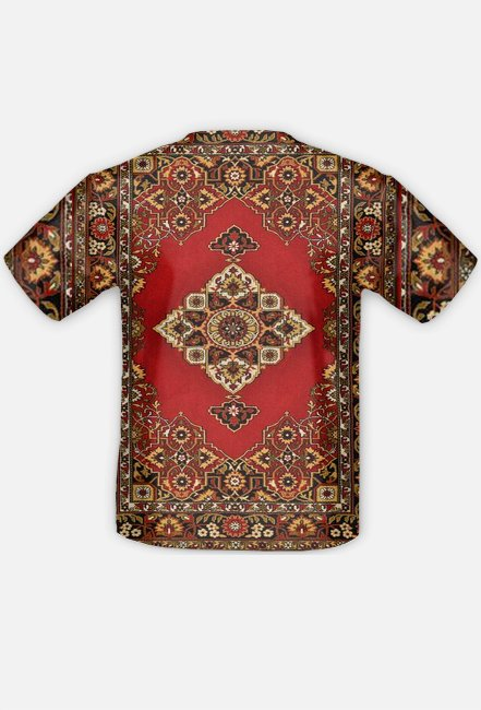 Russian Carpet Full Print