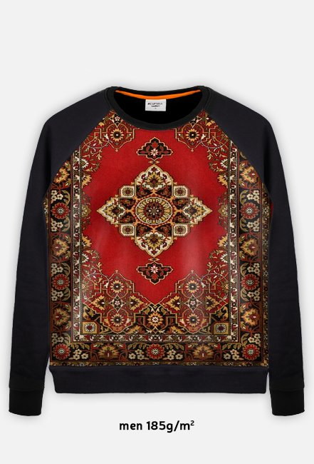 Russian Carpet Sweatshirt