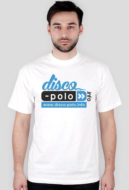 Koszulka męska DISCO POLO (różne kolory)