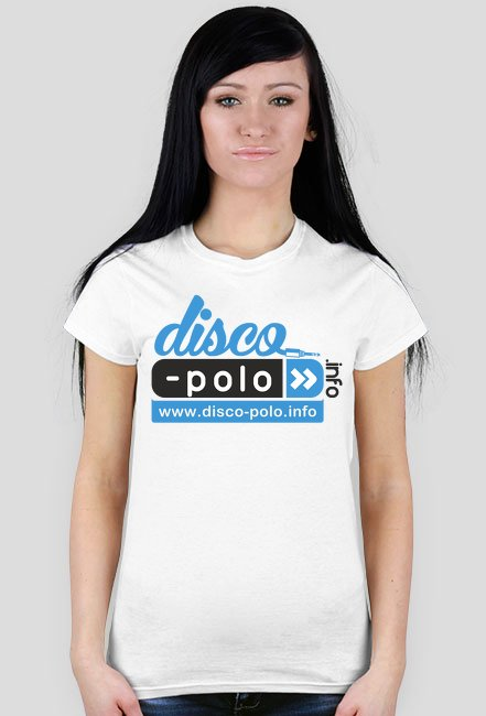 Koszulka damska DISCO POLO (różne kolory)