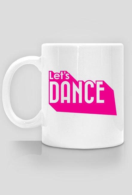 Kubek LET'S DANCE