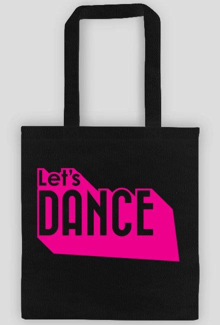 Eco torba LET'S DANCE