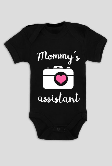 Mommy's assistant - body foto Camwear
