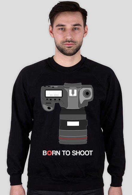 BLUZA BORN TO SHOOT