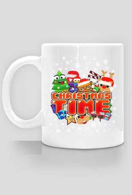 Christmas Time - Kubek świąteczny