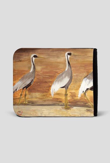 ptaki w przestrzeni - portfel