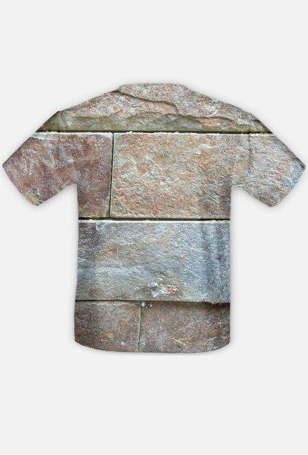 kamienna siła - koszulka męska