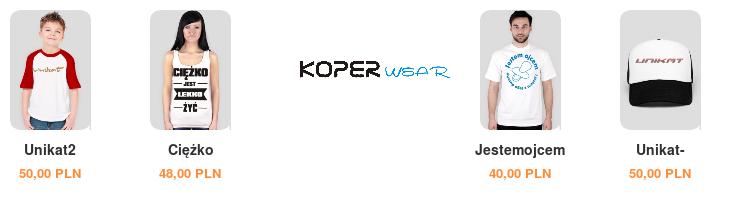 KOPERwear
