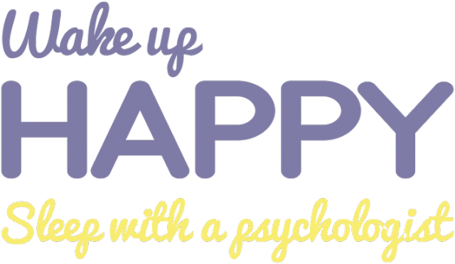 Wake up happy. Sleep with a psychologist. - damska