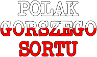 Koszulka Polak gorszego sortu