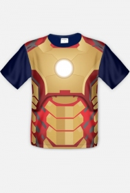 Iron Man zbroja full print