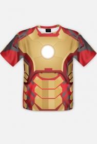 Koszulka Iron Man full print