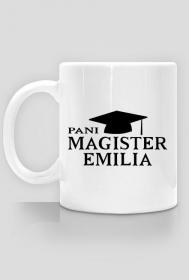 Kubek Pani Magister Emilia