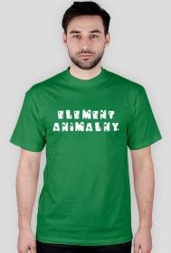 Koszulka element animalny 2