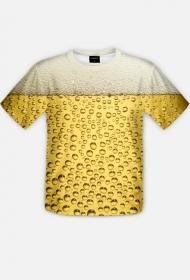 Koszulka piwna full print