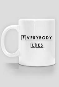 Kubek Everybody lies