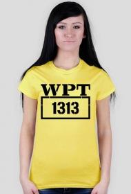 Zmiennicy WPT 1313 koszulka damska