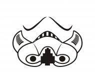 Maseczka wielorazowa Stormtrooper
