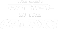 The best father in the galaxy koszulka