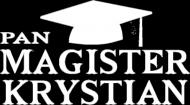 Koszulka Pan Magister z imieniem Krystian