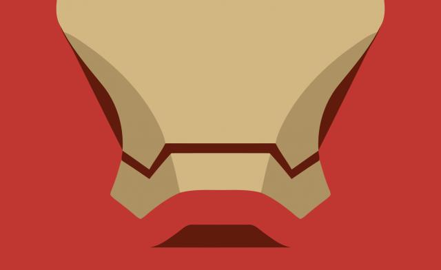 Iron Man maseczka wielorazowa