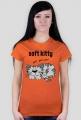 Soft kitty koszulka damska
