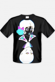 Reverse Tattoo full print t-shirt!