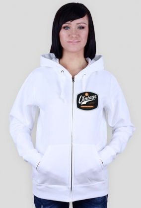 Simple Vintage Logo - Baseball Jacket - Women
