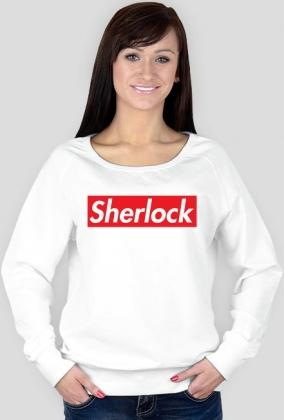 Sherlock Bluza Damska