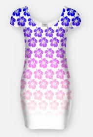 Hawaii Flowers Dress